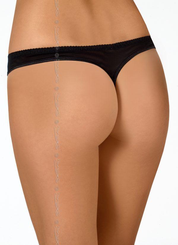 String nohavičky Pain au Chocolat V-6248
