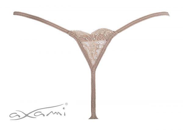 String nohavičky Nougat V-6258